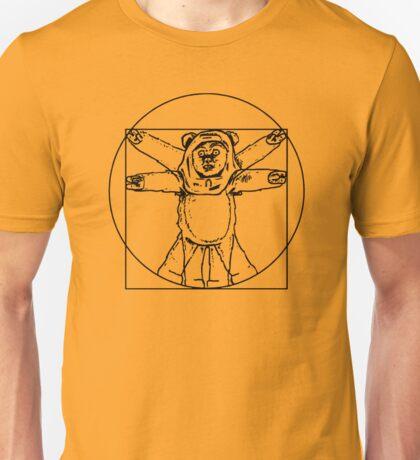 da Vinci Ewok Unisex T-Shirt