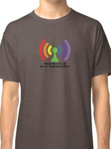 Bi-Fi (LIGHT BG) Classic T-Shirt