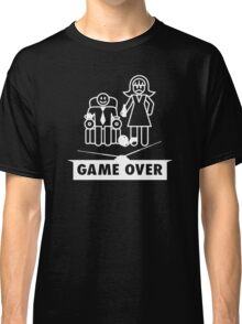 Game Over Wedding Classic T-Shirt