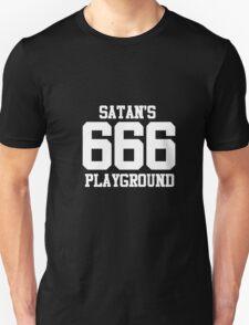 Dante Tomaselli's Santan's Playground T-Shirt
