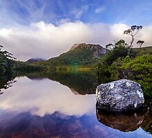 Lake Lilla - Cradle Mountain National Park, Tasmania by Glenda Williams