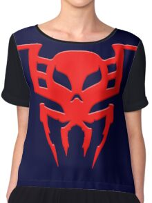 Spider-Man 2099 Chiffon Top