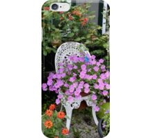 FLOWERS MAKE A DIFFERENCE! iPhone Case/Skin