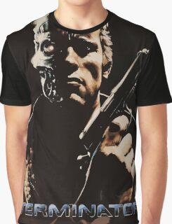 Terminator cover Graphic T-Shirt