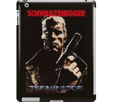 Terminator cover iPad Case/Skin