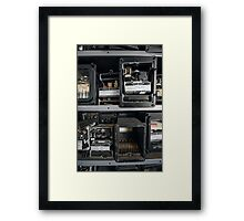 Devices, MA Framed Print