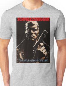 Terminator cover Unisex T-Shirt
