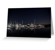 Queenscliff's 360 degree Harbour, Victoria Greeting Card