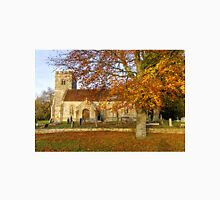 Codford St Mary Church, Wiltshire, United Kingdom. Unisex T-Shirt