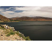 Topaz Lake Overlook Photographic Print