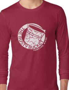 The Rusty Bucket Bar Long Sleeve T-Shirt