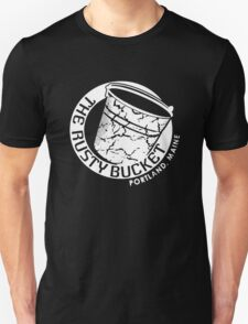 The Rusty Bucket Bar Unisex T-Shirt