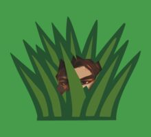 Garen in a Bush by tychilcote
