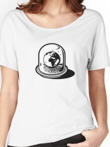 World Snow Globe (only) Women's Relaxed Fit T-Shirt