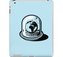 World Snow Globe (only) iPad Case/Skin