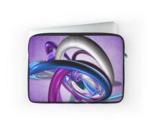Purple Wrap Glass Laptop Sleeve