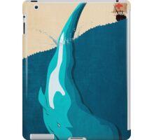 moby dick iPad Case/Skin