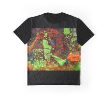 Textural Fixation #5 Graphic T-Shirt