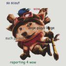 Teemo Doge by tychilcote