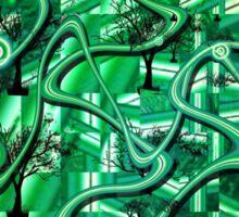 Re-Green evolution Sticker