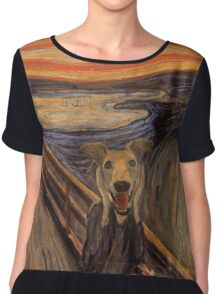 The Woof Chiffon Top