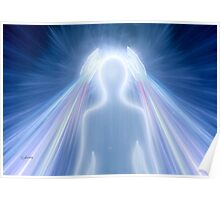 Healing Rays Poster