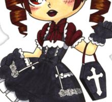 Gothic Lolita Sticker