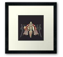 Dandy Man Framed Print