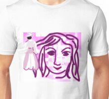 Happy Imagination face Unisex T-Shirt