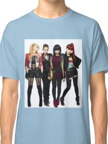 2NE1 CL DARA BOM MINZY KPOP Classic T-Shirt