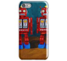 Blue Shoes  iPhone Case/Skin