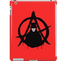 Anonymous Vendetta (only) iPad Case/Skin