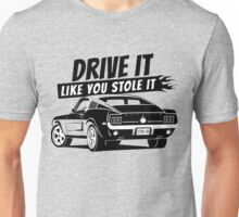 Drive it - fastback Unisex T-Shirt