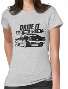 Drive it - fastback Womens Fitted T-Shirt