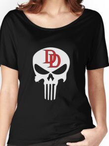 Punisher - Daredevil Women's Relaxed Fit T-Shirt