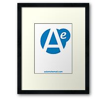 Astonish Email Framed Print