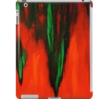 Born in the fire of life iPad Case/Skin