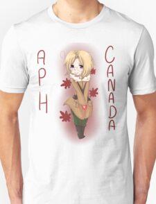 Canada-shirt+Sticker  Unisex T-Shirt