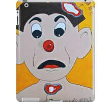 Brain freeze  iPad Case/Skin