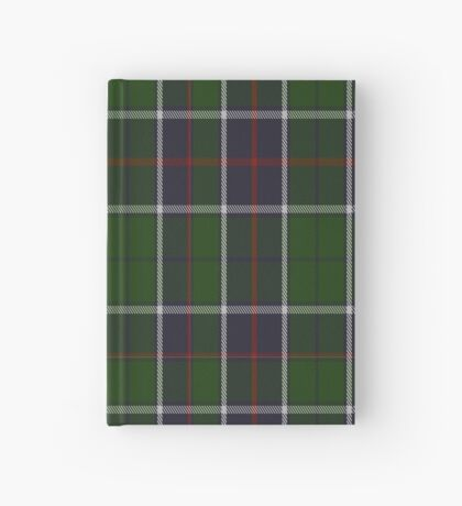 02714 Thayer USA Tartan  Hardcover Journal