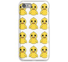 Delicate Ducky Army iPhone Case/Skin