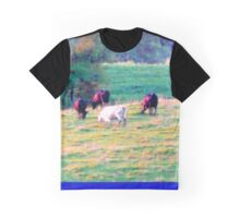 Cows on Parade! Graphic T-Shirt