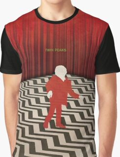 Twin Peaks Red Room Graphic T-Shirt