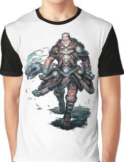 Old Nord - Guild Wars 2 Graphic T-Shirt