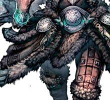 Old Nord - Guild Wars 2 Sticker