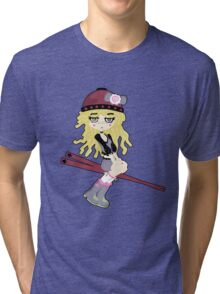 Ramen Chan by Lolita Tequila Tri-blend T-Shirt