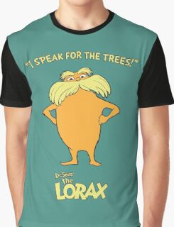 Dr Seuss - The Lorax Graphic T-Shirt