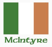 McIntyre Irish Flag Kids Tee