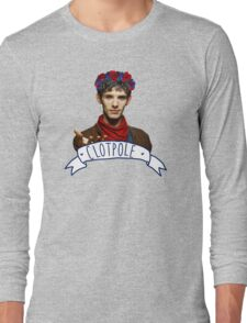 Merlin - Clotpole Long Sleeve T-Shirt
