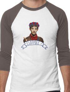 Merlin - Clotpole Men's Baseball ¾ T-Shirt